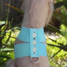 Lil Daisy Swarovski Crystal Dog Harness - 20 Colors