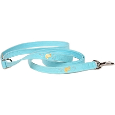 Lil Ducky Swarovski Crystal Dog Leash - 20 Colors