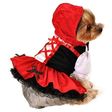 Little Red Riding Hood Dog Costume