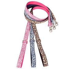 Lovely Leopard Eco-Friendly Dog Leash- Three Colors