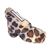 Manalo Barknik Shoe Dog Toy