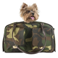 Marlee Dog Carrier- Camouflage