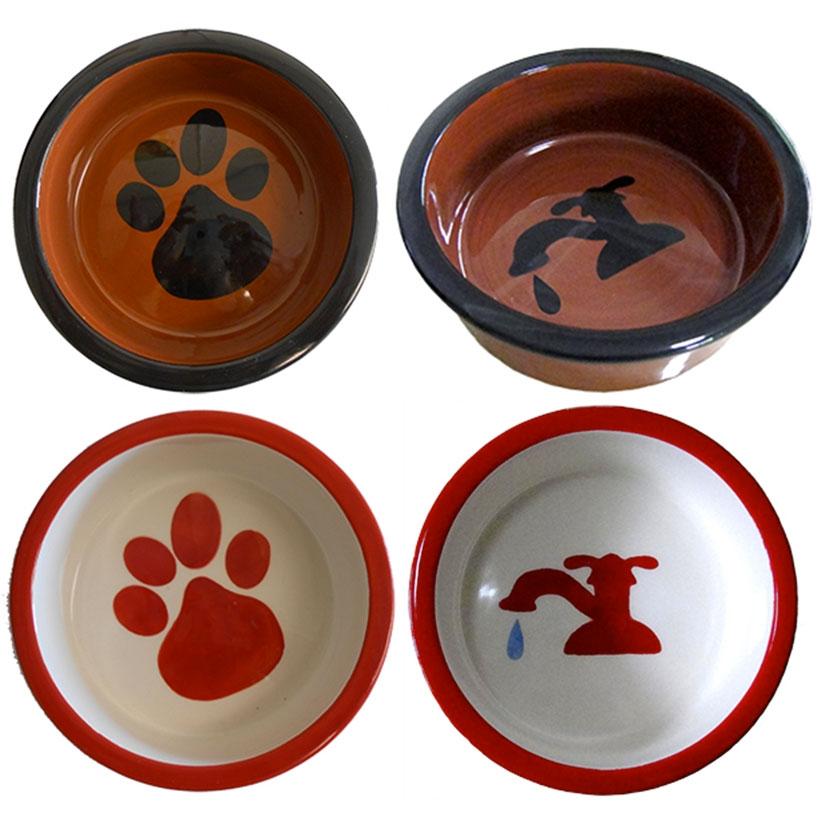 melia dog bowl sets 24 bowl options - Dog Bowls
