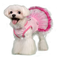Mia Tulle Party Dog Dress