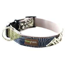 Angus Dog Collar by Mimi Green