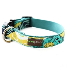 Parker Dog Collar by Mimi Green