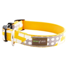 Stewie Dog Collar by Mimi Green