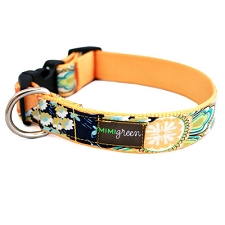 Lola Dog Collar by Mimi Green