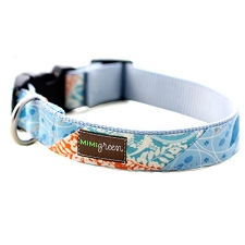 Louie Dog Collar by Mimi Green