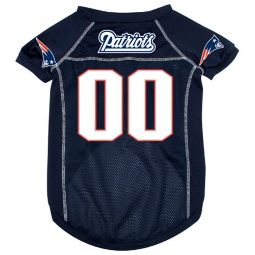 patriots dog jersey