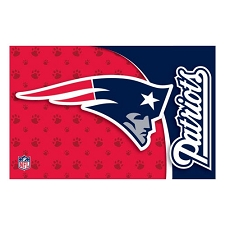 New England Patriots Pet Mat