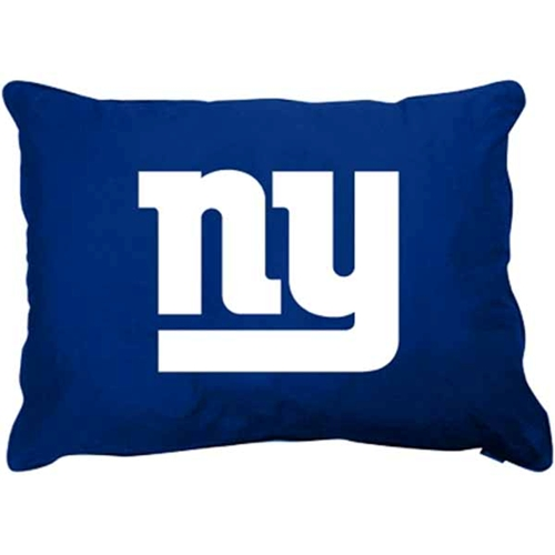 quality design 92d8d 8a9fd New York Giants Dog Bed- Offically Licensed NFL Pet Gear at Glamourmutt.com