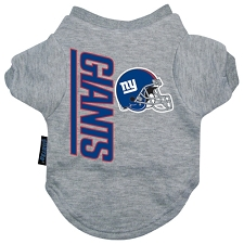 New York Giants Dog Shirt