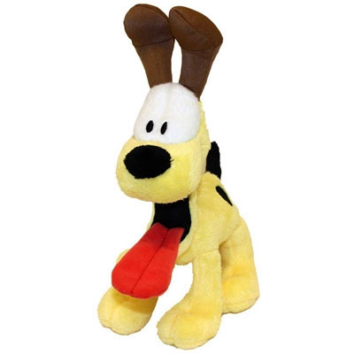 Garfield Odie Plush Dog Toy At Glamourmutt Com