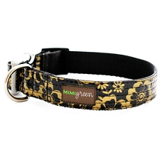 Papi Chulo Oilcloth Dog Collar by Mimi Green