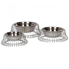 Paradigm Dog Bowl- Platinum