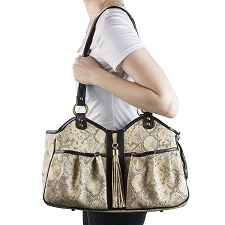 Metro Python Carrier with Tassel