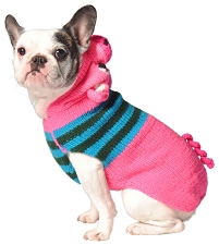 Pink Piggy Dog Sweater