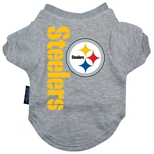 Pittsburgh Steelers Dog Shirt