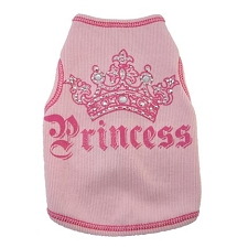Princess Pink Dog Shirt