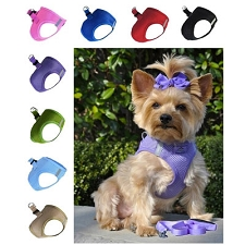 Reflective Choke Free Step-In Dog Harness- 7 Colors