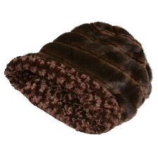 Cuddle Cup Dog Bed - Sable Mink