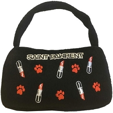 Saint Pawrent Lipstick Purse Toy