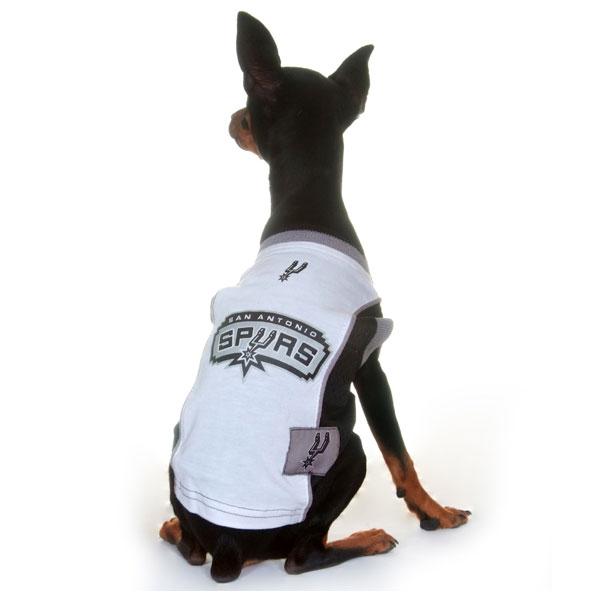 San Antonio Spurs Dog Jersey Officially Licensed Nba Pet
