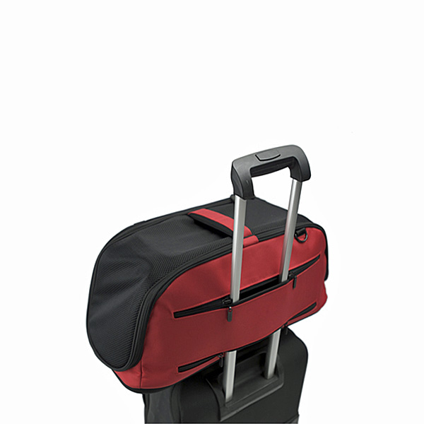 Airline Approved Dog Carrier By Sleepypod Air Strawberry Red | Pet Carriers  At Glamourmutt.com