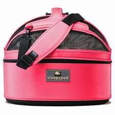 Sleepypod Original Dog Carrier - Blossom Pink