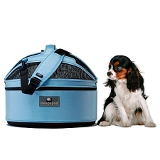 Sleepypod Original Dog Carrier - Sky Blue
