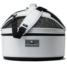 Sleepypod Original Dog Carrier - Arctic White