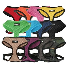 Soft Air-Mesh Dog Harness- 12 Colors