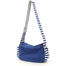 Soft Canvas Sling Carrier- Blue