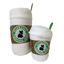 Starbarks Coffee Dog Toy