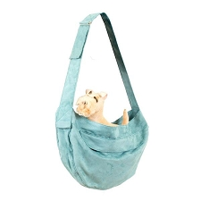 Cuddle Dog Carrier by Susan Lanci- Bimini Blue