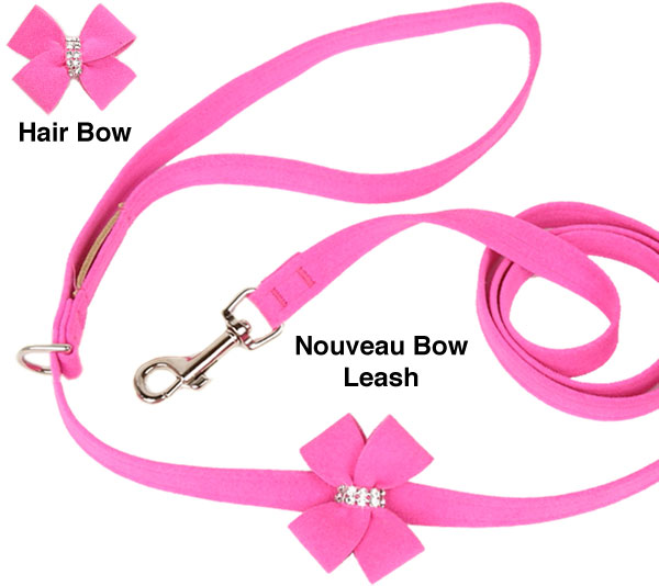Susan Lanci Leash and Bow