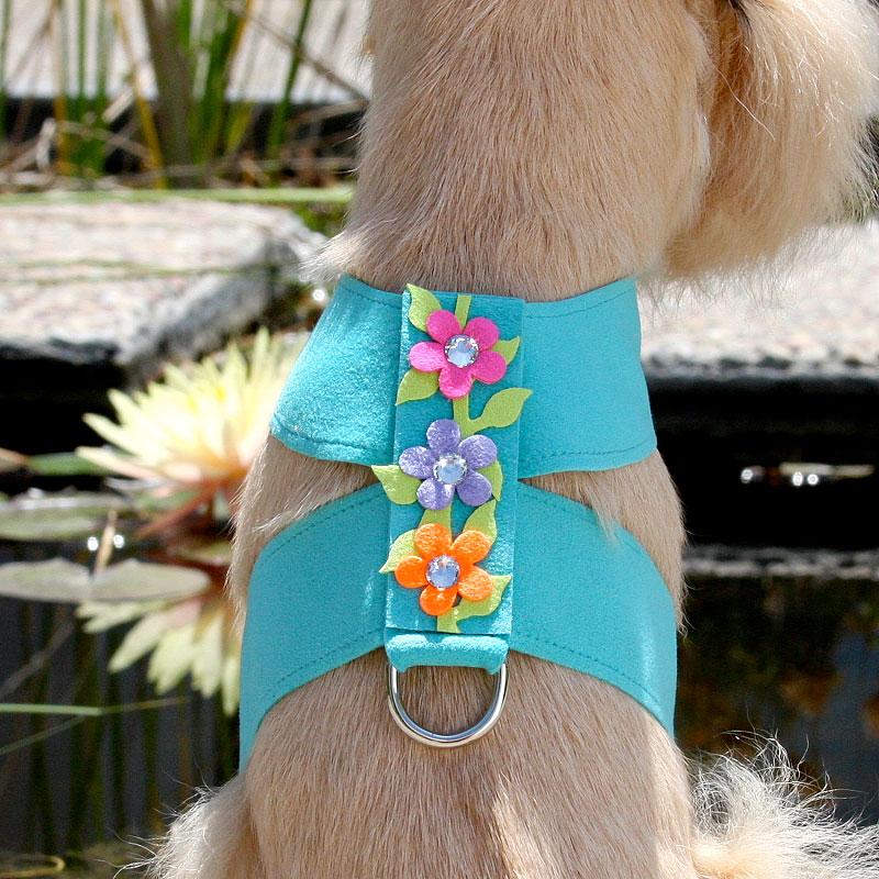 Susan Lanci Secret Garden Dog Harness At Glamourmutt Com