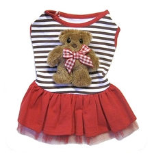 Teddy Bear Tutu Dog Dress