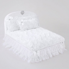 Enchanted Nights Dog Bed- Snow White