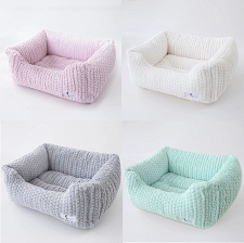 Paris Dog Bed- 4 Colors