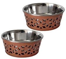 Park City Dog Bowl Set