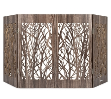 Simplicity Freestyle Pet Gate- Upland Vines