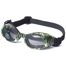 Doggles ILS Dog Sunglasses- Green Camo