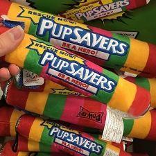 PupSavers Candy Toy