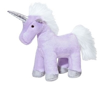 Violet Unicorn Dog Toy