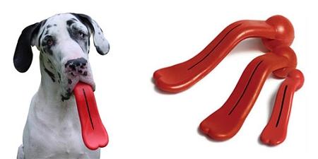 Humunga Tongue Dog Toy By Moody Pet Funny Dog Toys At