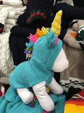 Unicorn Dog Sweater