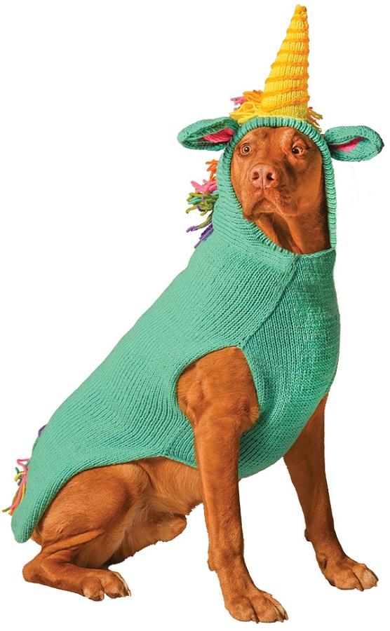 41abe76d340 Unicorn Dog Sweater