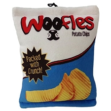 Woofles Chips Toy